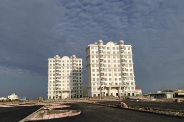 پروژه پردیس ساحل چمخاله